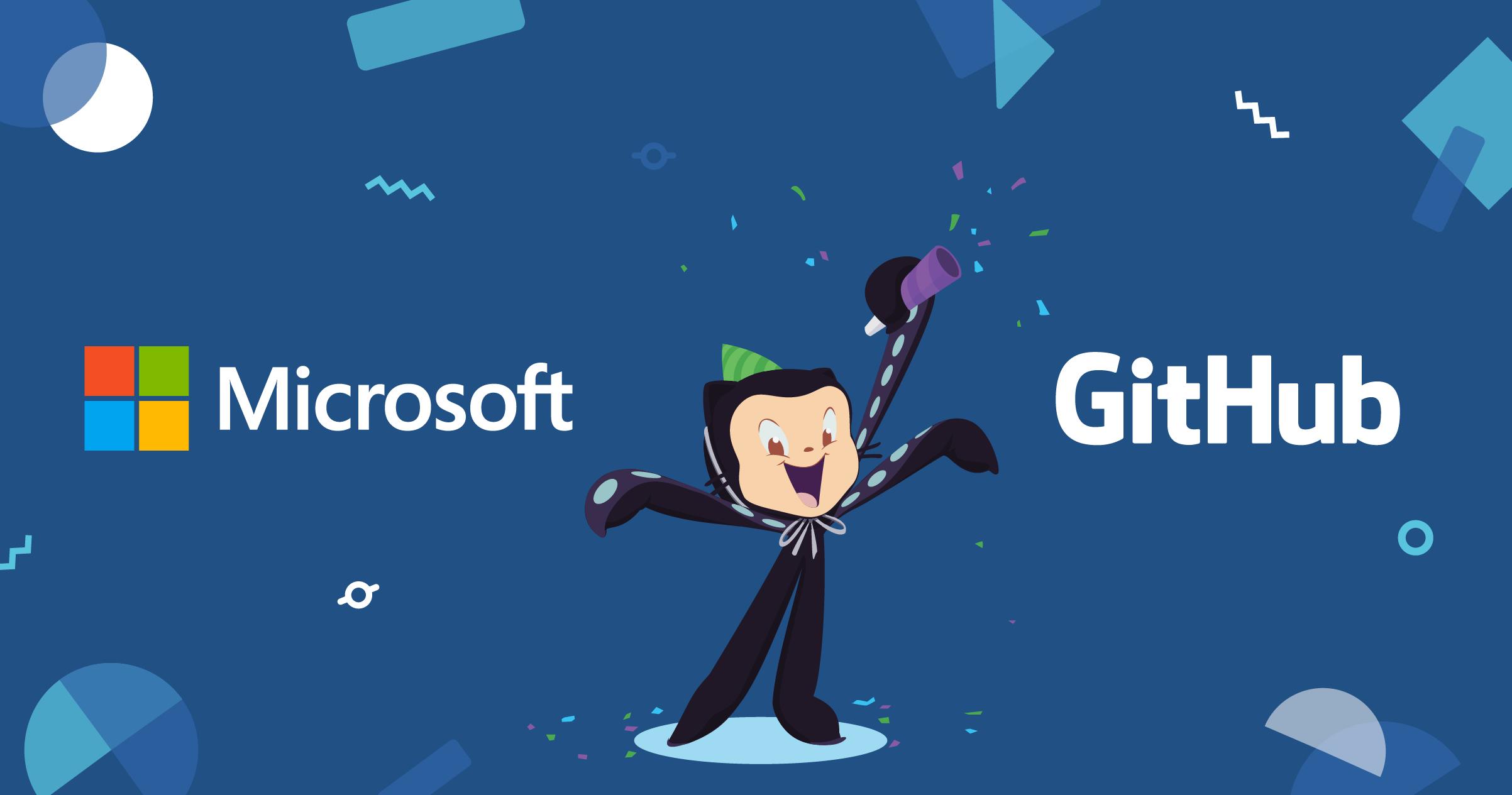 GitHub and Microsoft