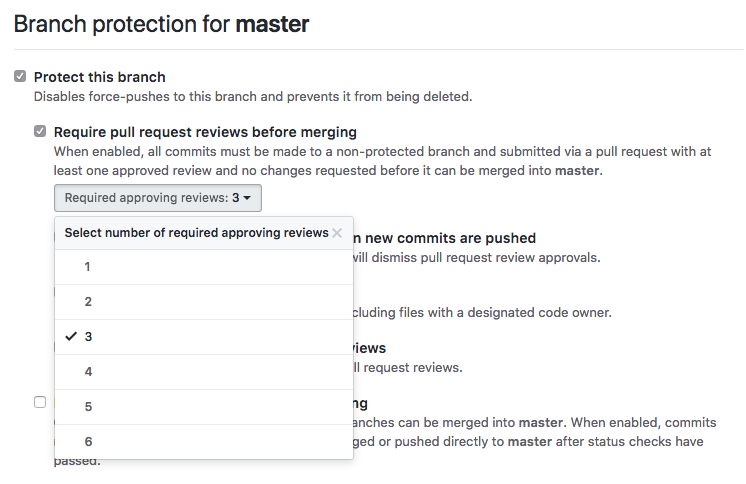 required-reviewers