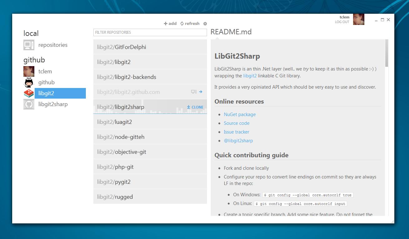 GitHub for Windows - The GitHub Blog