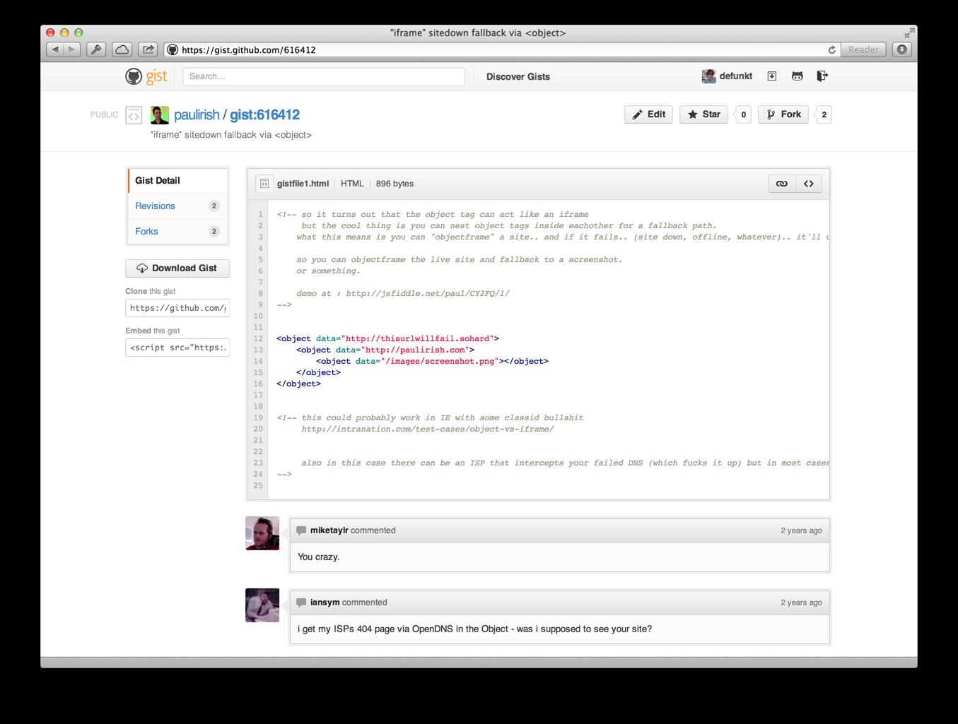 Welcome to a New Gist - The GitHub Blog