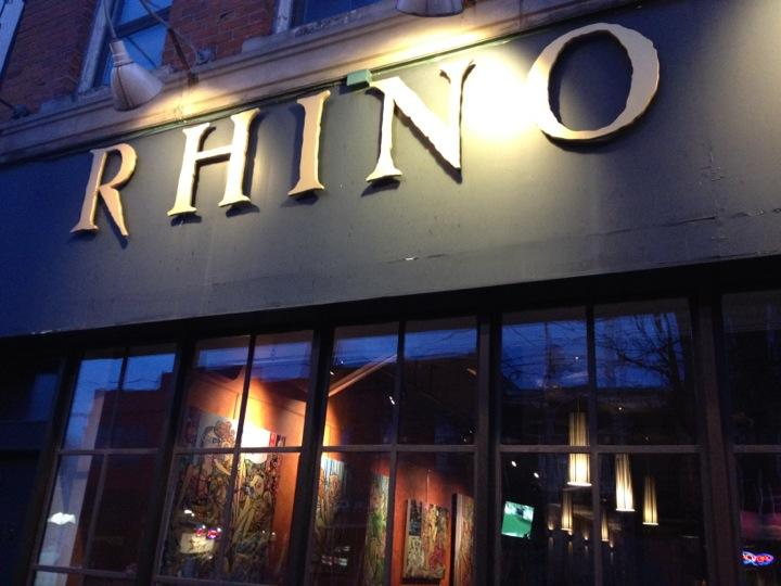 The Rhino in Park Dale