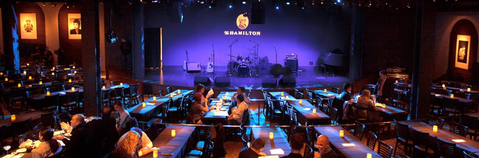 Loft at The Hamilton