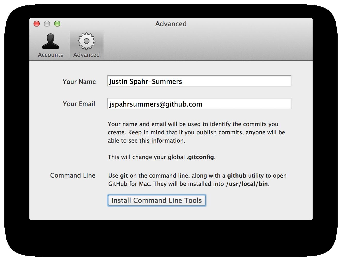 Installing Git from GitHub for Mac - The GitHub Blog