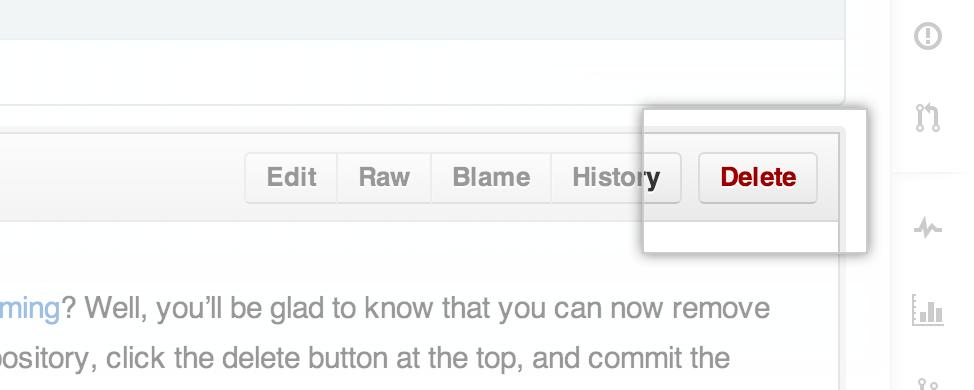Deleting files on GitHub - The GitHub Blog