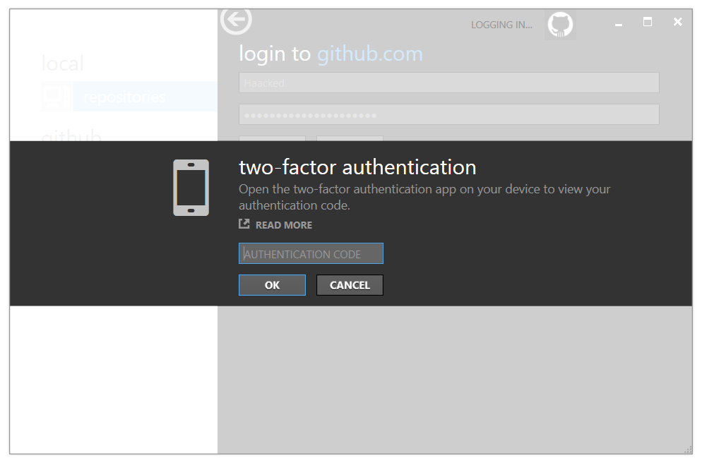 Two-factor Authentication - The GitHub Blog