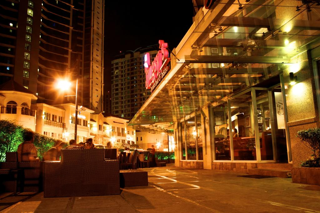 Bugsy's in Manila