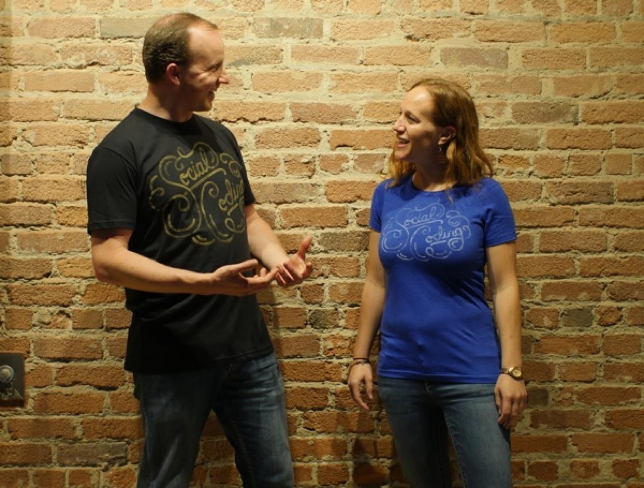 Social Coding Shirts