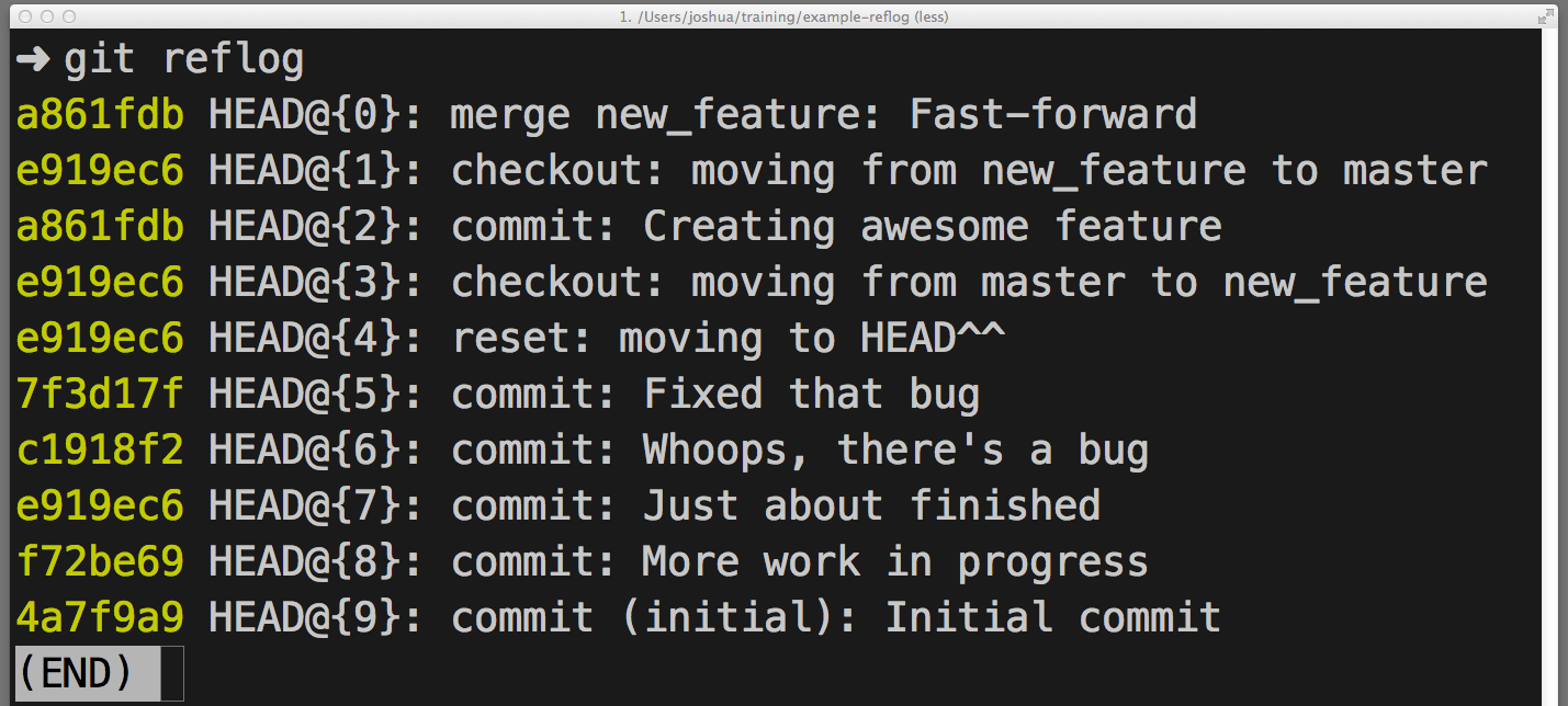 How to undo (almost) anything with Git - The GitHub Blog