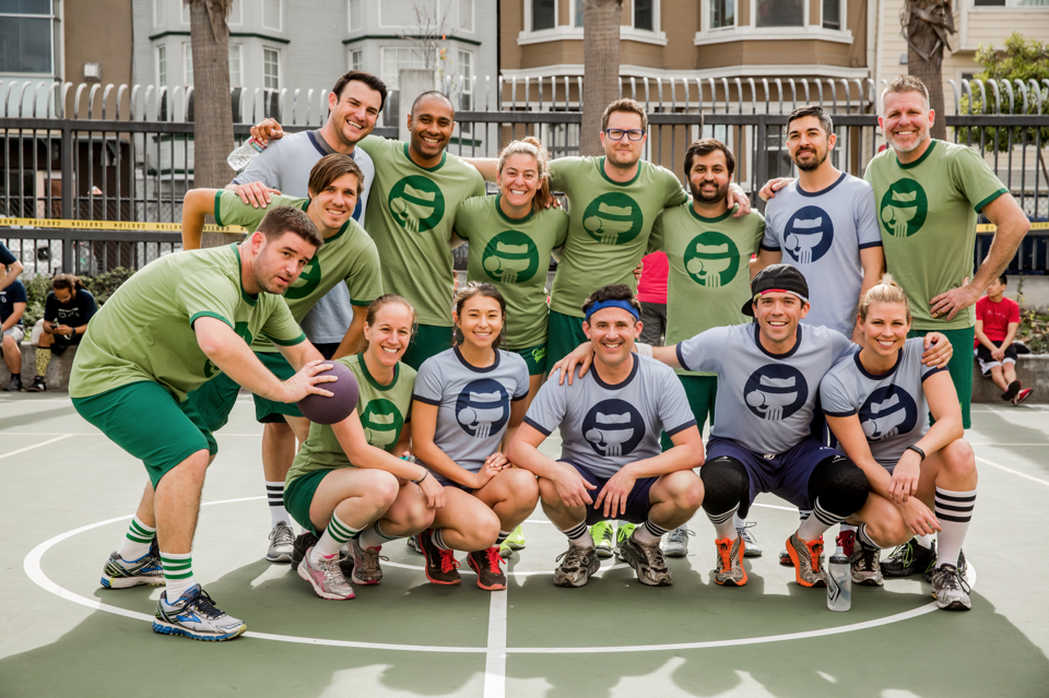 The AllStar GitHub Dodgeball Team can't wait to see you