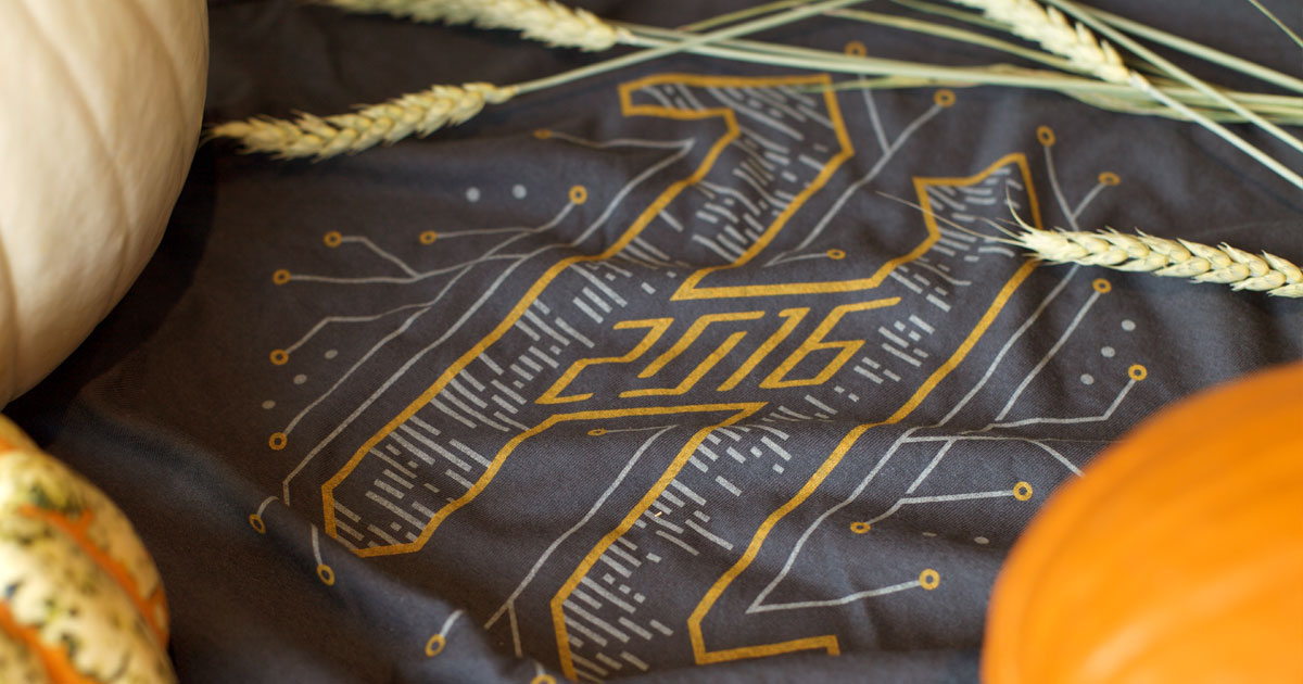 Hacktoberfest 2016 t-shirt