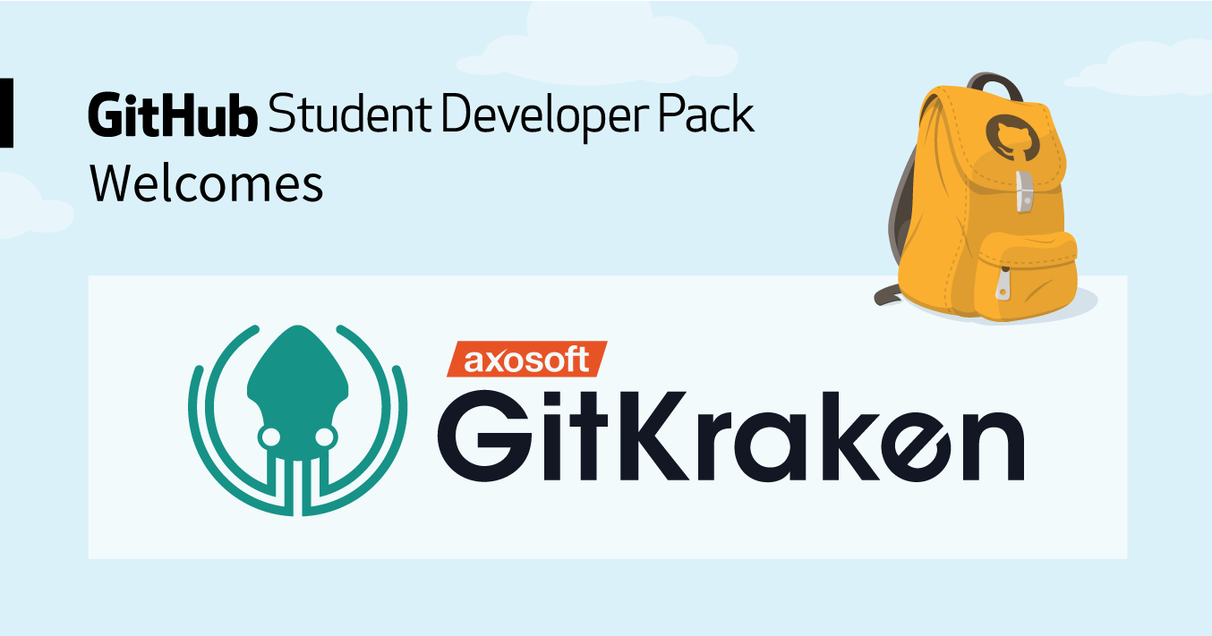GitKraken joins the Student Developer Pack