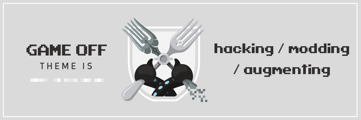 GitHub Game Off 2016 Theme is Hacking, Modding, or Augmenting