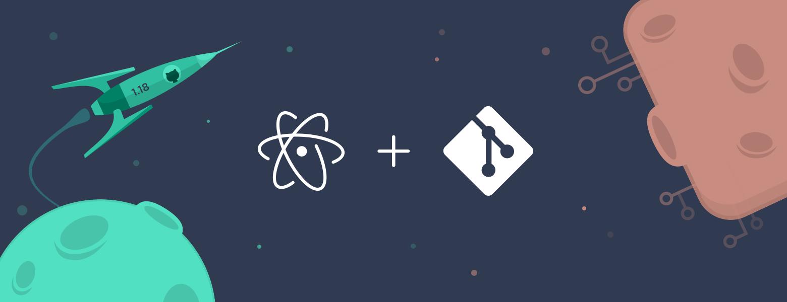 GitHub for Atom