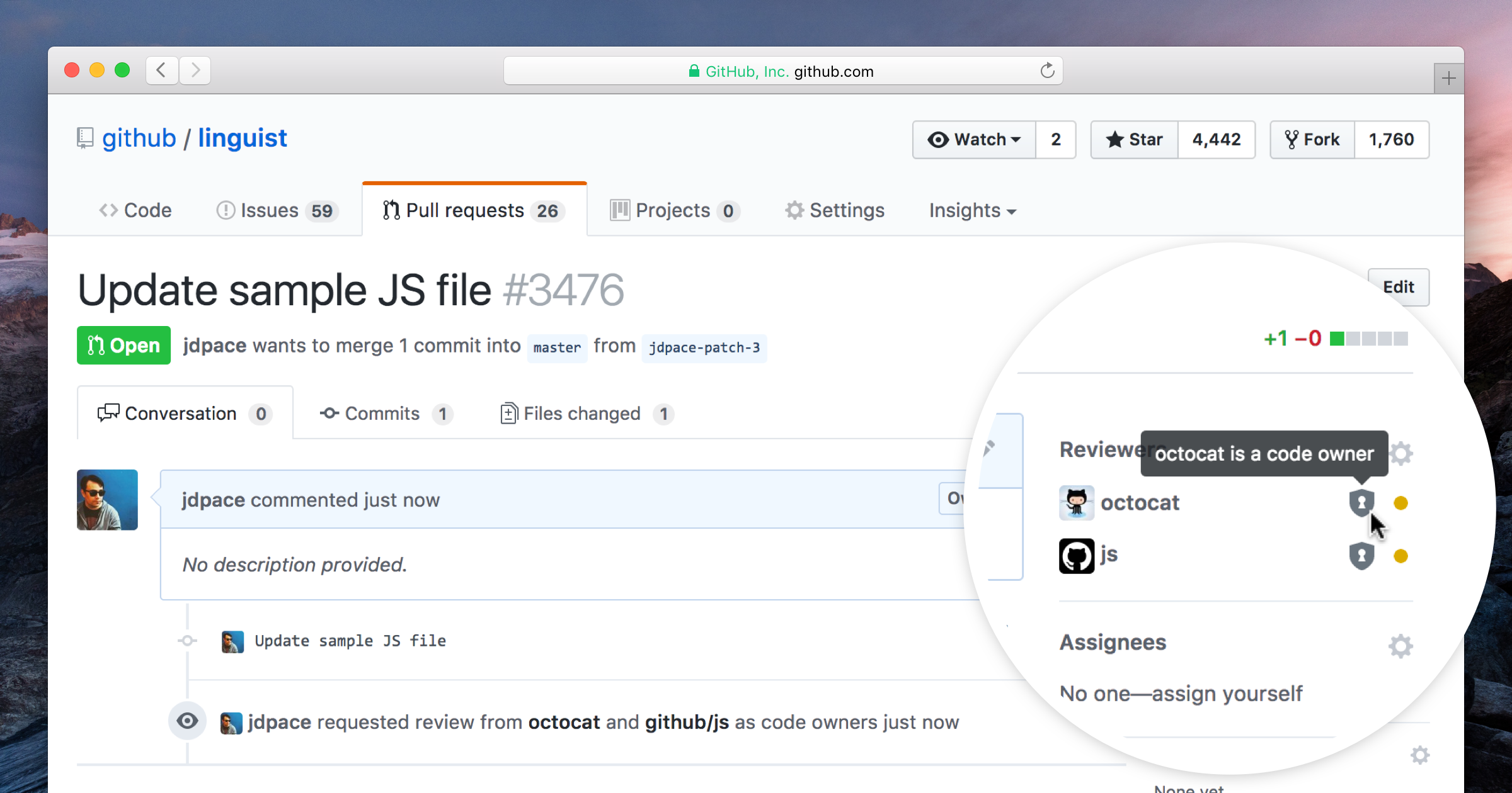 Introducing code owners - The GitHub Blog