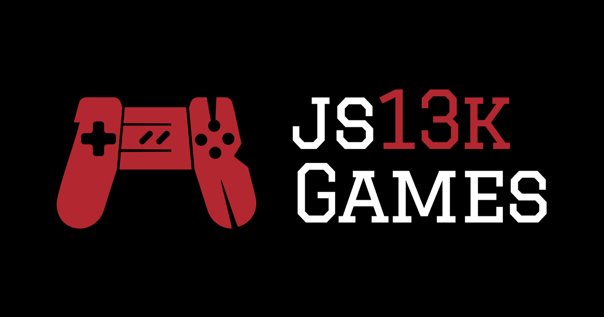 Build a game in 13kB or less with js13kGames - The GitHub Blog