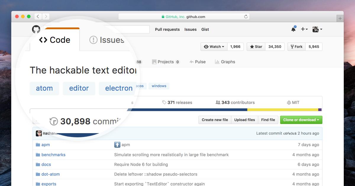 Add topics to repositories