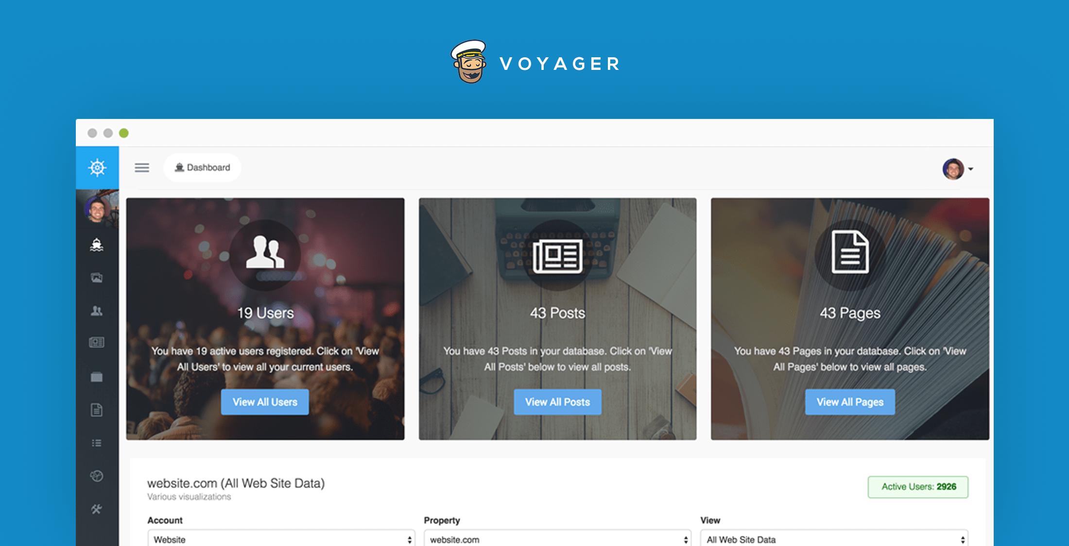 Voyager 1.0