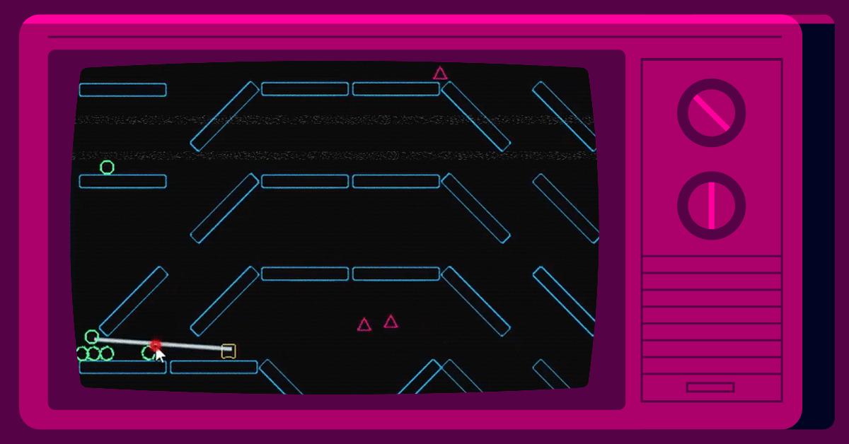 Screenshot of Lazonyx game