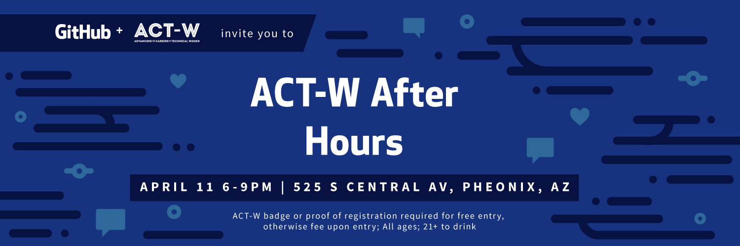 ACT-W After Hours with GitHub