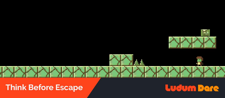 Think Before Escape Screenshot