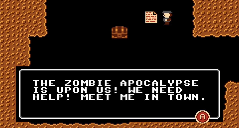 Pwn Adventure Z screenshot