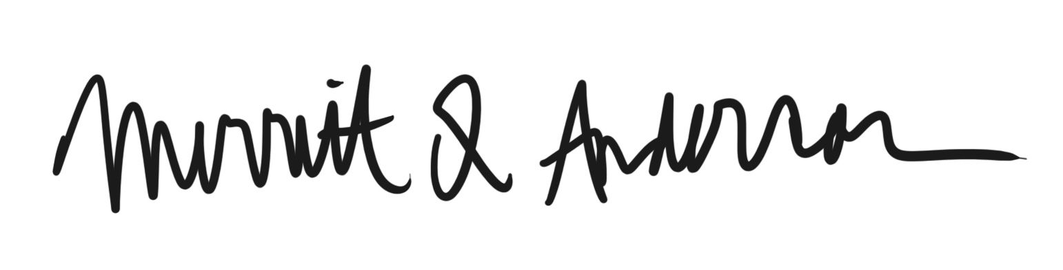 Merritt Quisumbing Anderson's signature