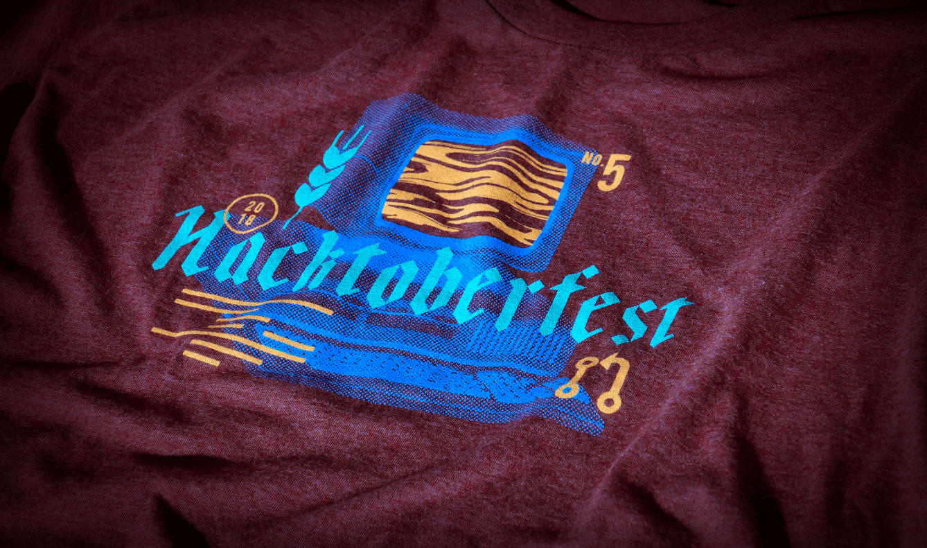 Earn a limited-edition Hacktoberfest shirt