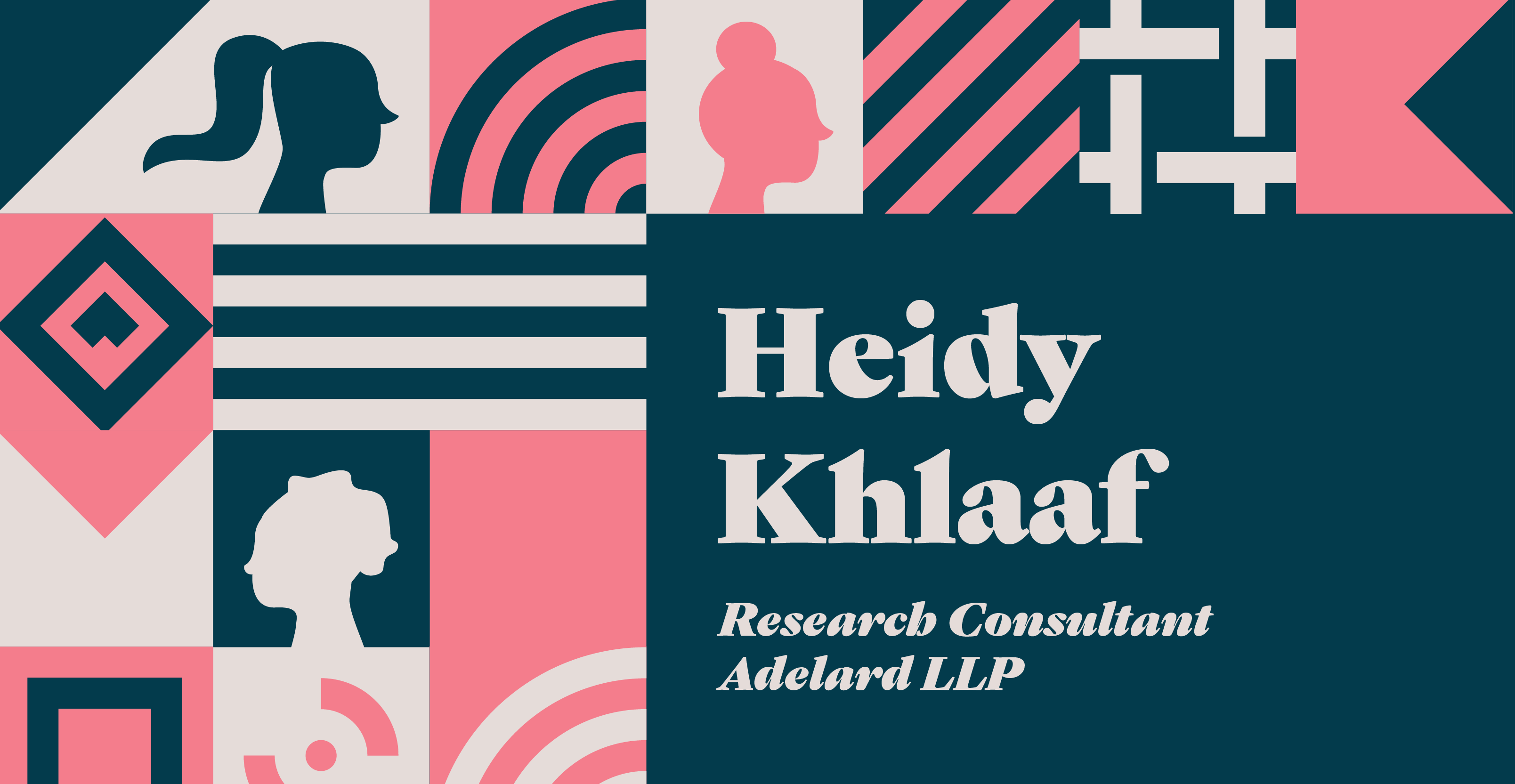 Heidy Khlaaf: Research Consultant at Adelard LLP