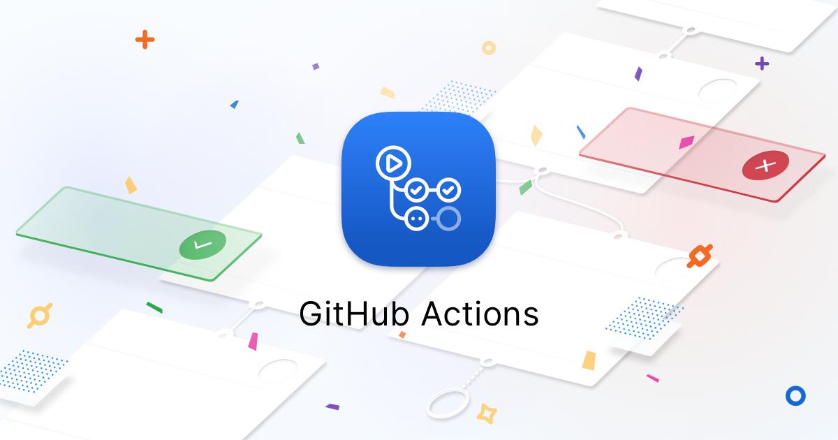 Copiar archivos estáticos con scp usando #github actions