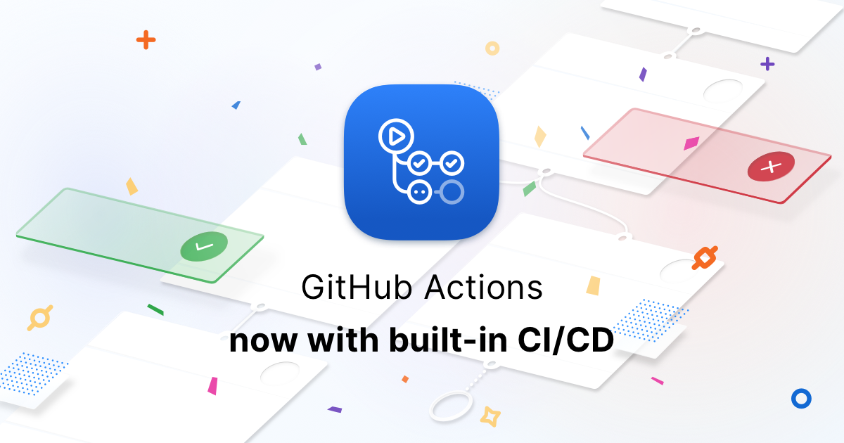 GitHub Actions now supports CI/CD, free for public repositories