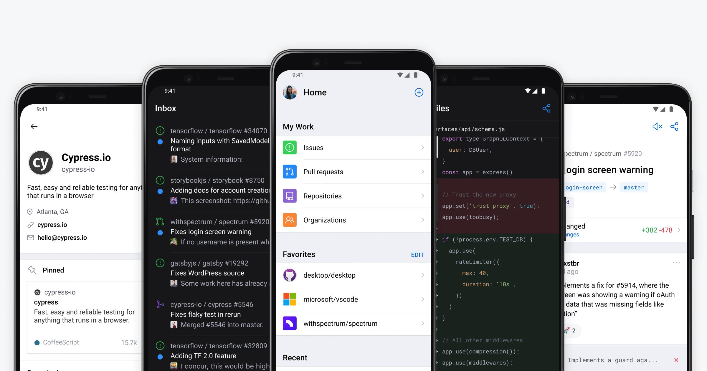 La app oficial de GitHub ya se puede descargar en Android: esto es todo lo que puedes hacer con ella