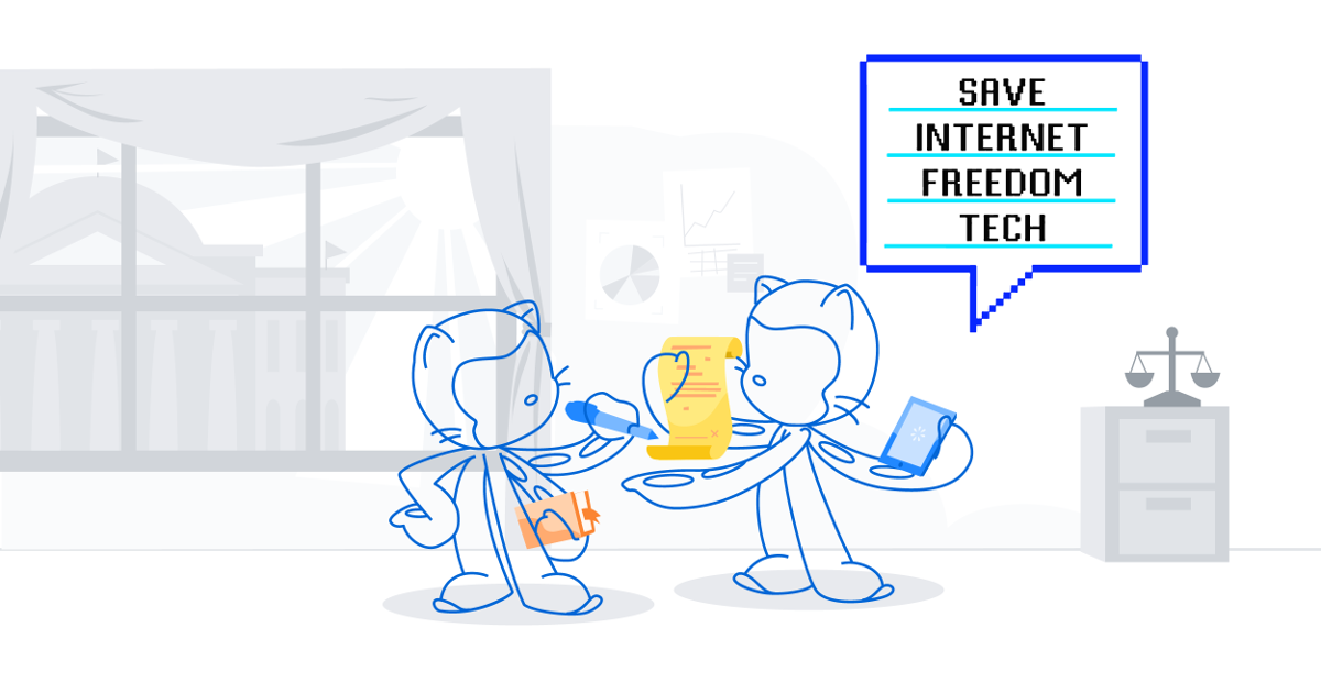 GitHub Supports the Open Technology Fund - The GitHub Blog