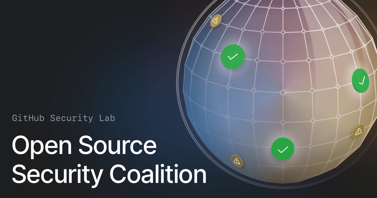 What we learned from building an industry coalition - The GitHub Blog
