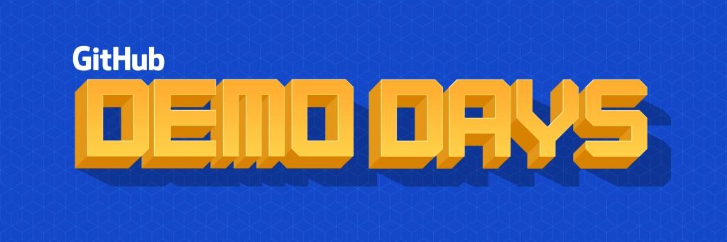 GitHub Demo Days Logo