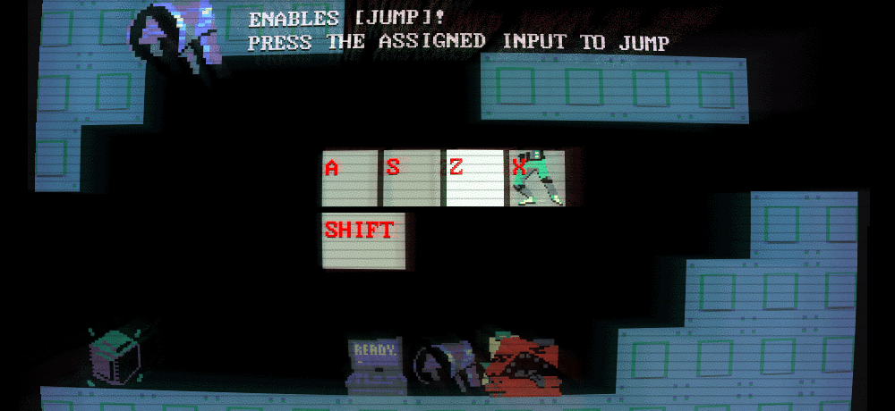 Screenshot of KEYHOARD JOTTEL