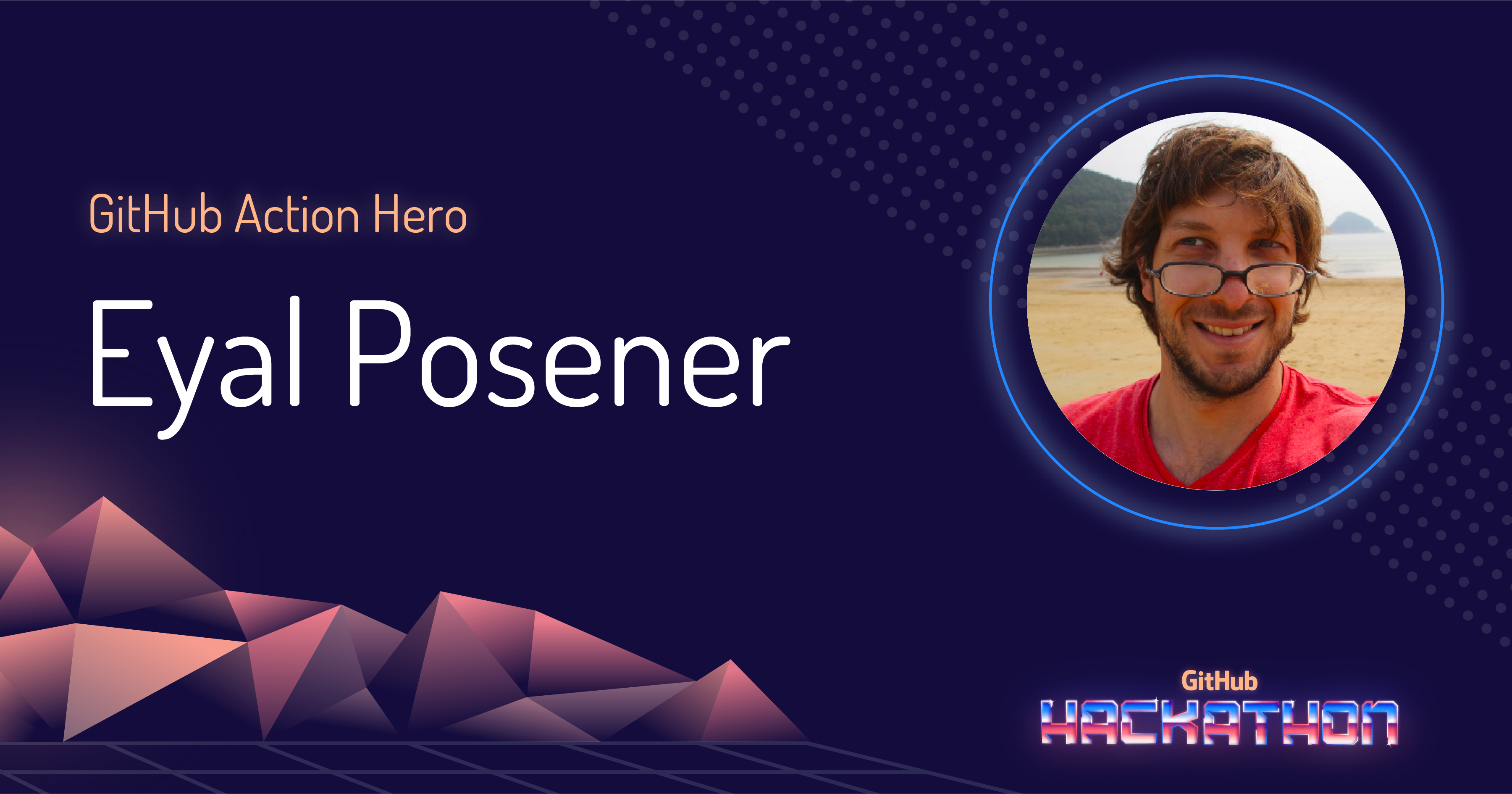 "GitHub Action Hero: Eyal Posener and ""Go Action"" - The GitHub Blog"