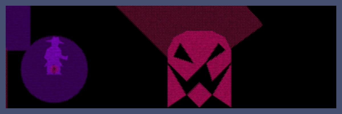 Screenshot of Retrohaunt