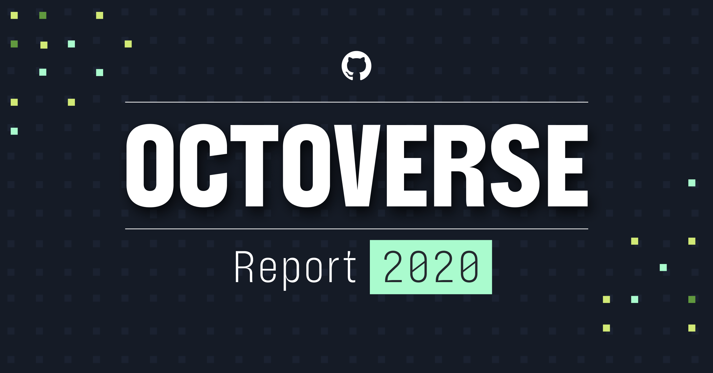 The State of the Octoverse 2020 - The GitHub Blog