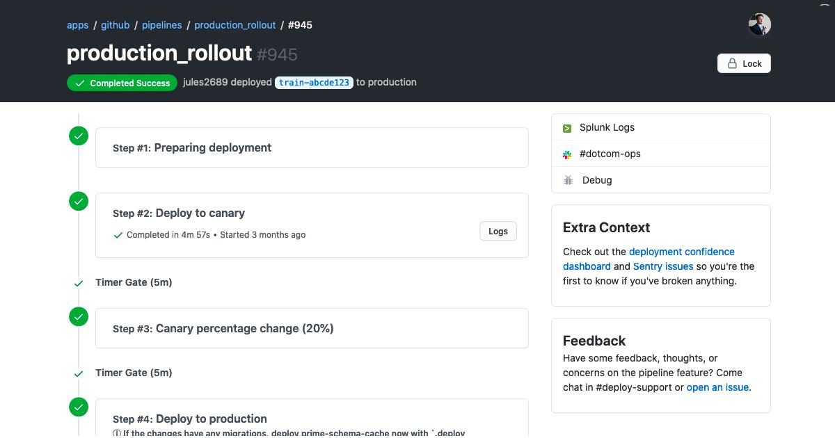 Improving how we deploy GitHub - The GitHub Blog