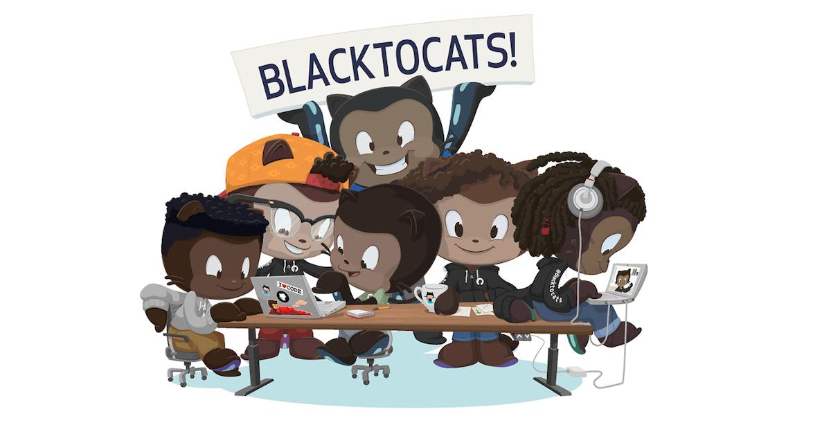 Blacktocats turn five | The GitHub Blog