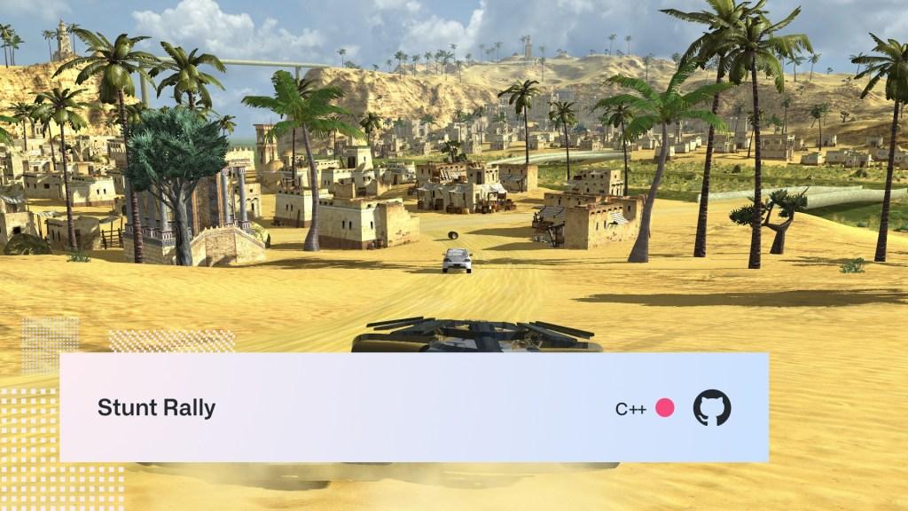 Stunt Rally screenshot