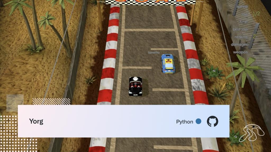 Yorg screenshot